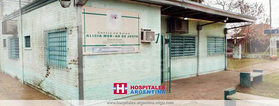 Centro de Salud Alicia Moreau de Justo Santo Tomé Santa Fe