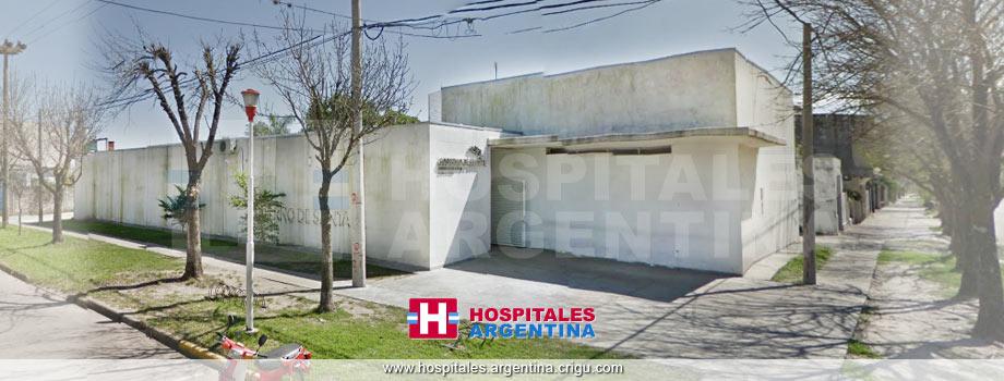 Centro de Salud Barrio El Ombusal Ema Beatriz Cabral Reconquista Santa Fe