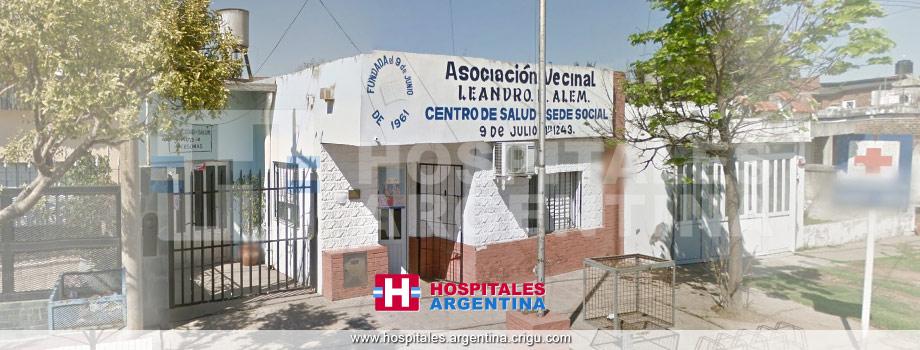 Centro de Salud Barrio Leandro N. Alem San Lorenzo Santa Fe