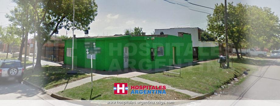 Centro de Salud Barrio Mariano Moreno San Lorenzo Santa Fe