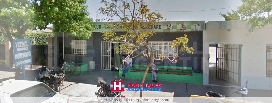 Centro de Salud Bouchard Luis Leloir San Lorenzo