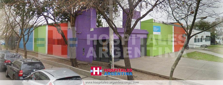 Centro de Salud Dr. David Staffieri Rosario Santa Fe