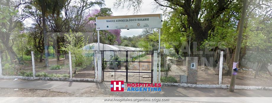 Centro de Salud de día Vivero Agroecológico Rosario Santa Fe