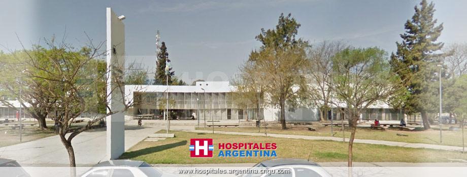 Centro de Salud Distrito Noroeste Rosario Santa Fe