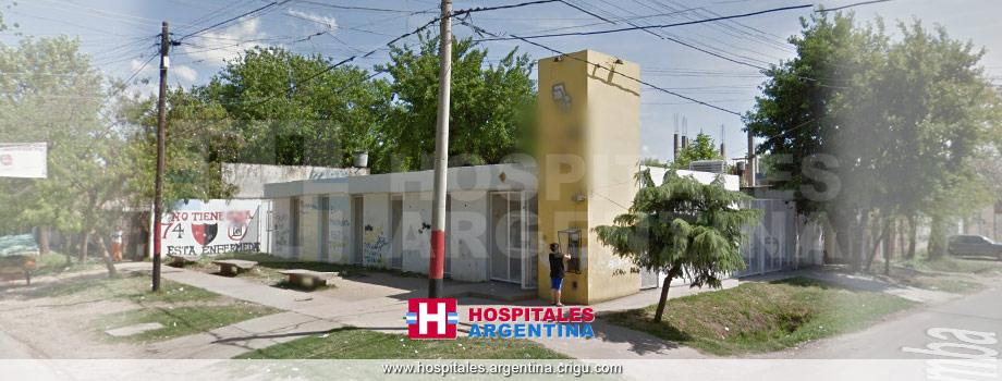 Centro de Salud Dr. Esteban Maradona Rosario Santa Fe