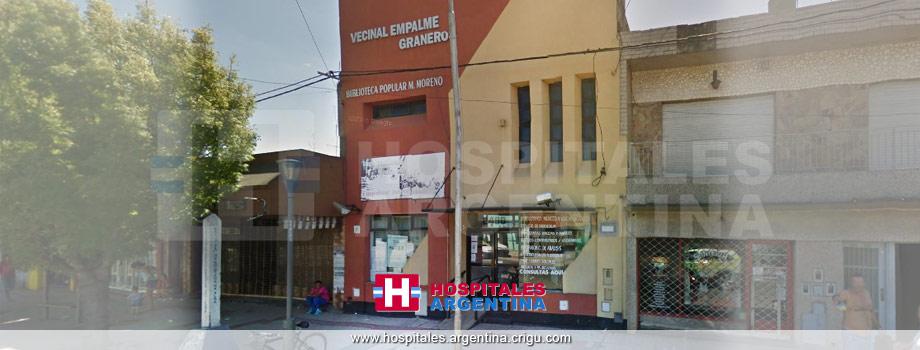 Centro de Salud Dr. Victor Cue Rosario Santa Fe