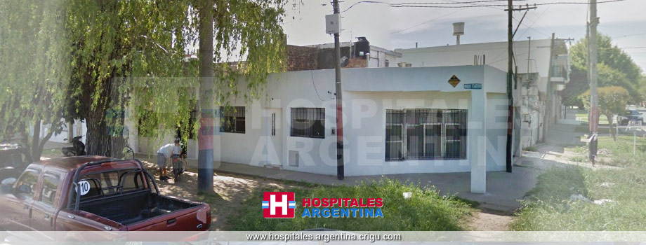 Centro de Salud Elena Bazzet Rosario Santa Fe.