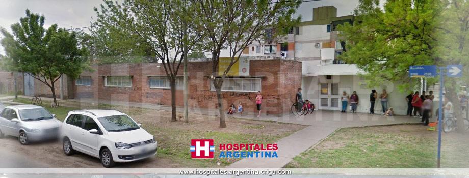 Centro de Salud Eva Duarte Rosario Santa Fe