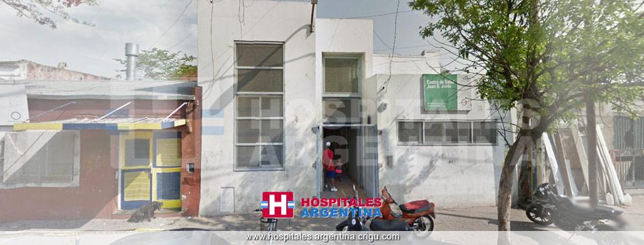 Centro de Salud Juan B. Justo Rosario Santa Fe