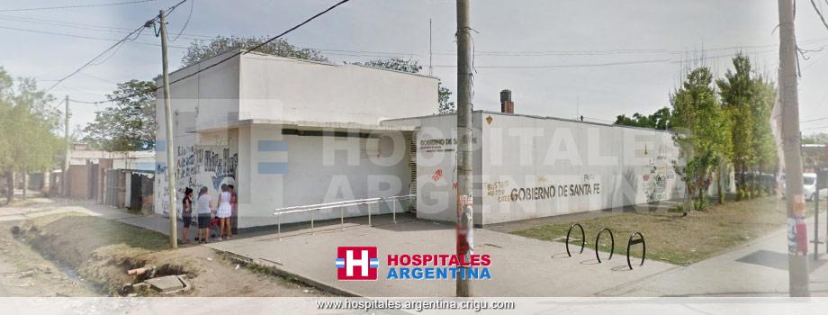Centro de Salud Juana Azurduy Rosario Santa Fe