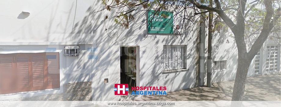 Centro de Salud La Florida Rosario Santa Fe
