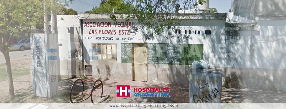 Centro de Salud Las Flores Este Rosario Santa Fe
