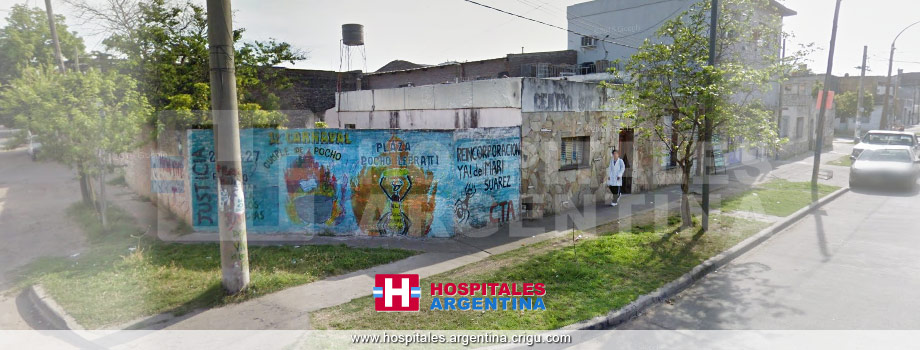 Centro de Salud Ludueña Norte y Moreno Rosario Santa Fe