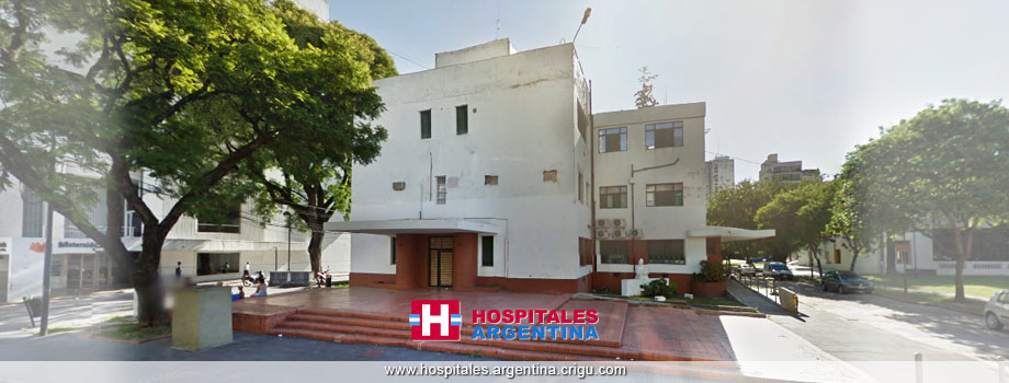 Edificio Histórico Maternidad Martin Rosario