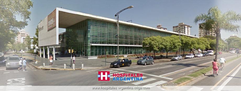 HECA Rosario - Hospital de emergencias Clemente Alvarez Rosario
