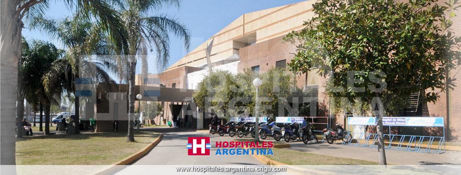 Hospital de Niños Dr. Orlando Alassia Santa Fe