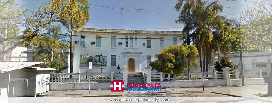 Hospital de Niños Victor J. Vilela Rosario - Virasoro 1855