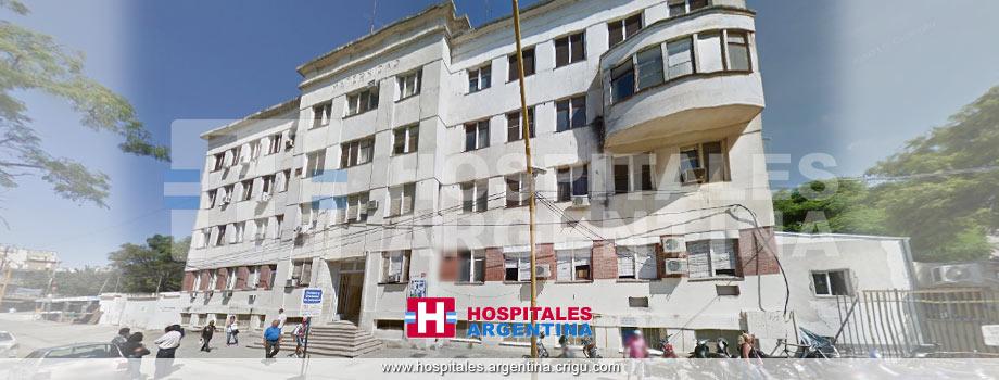 Hospital Dr. Juan Bautista Iturraspe Santa Fe