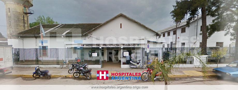 Hopital Sayago Santa Fe - Calle French