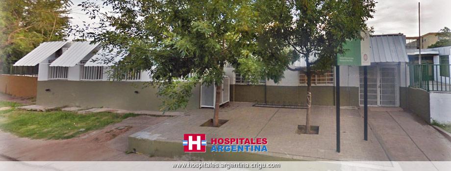 Centro de Salud 1 de Mayo Rosario