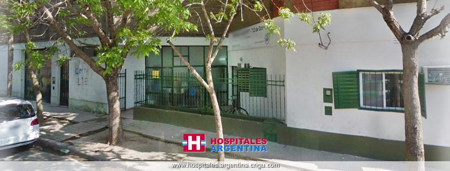 Centro de Salud Nº 7 12 de Octubre Rosario Santa Fe.