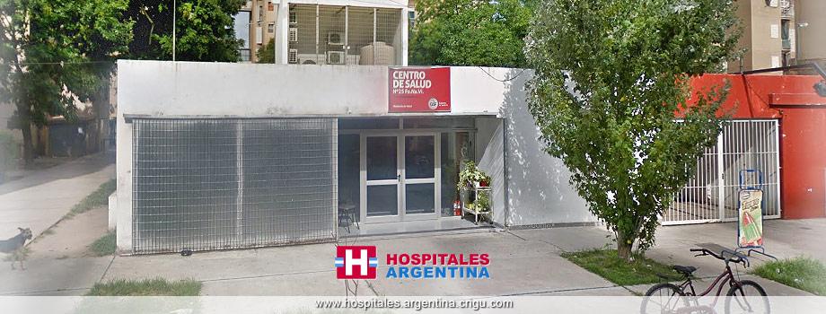 Centro de Salud 25 Fonavi Rosario