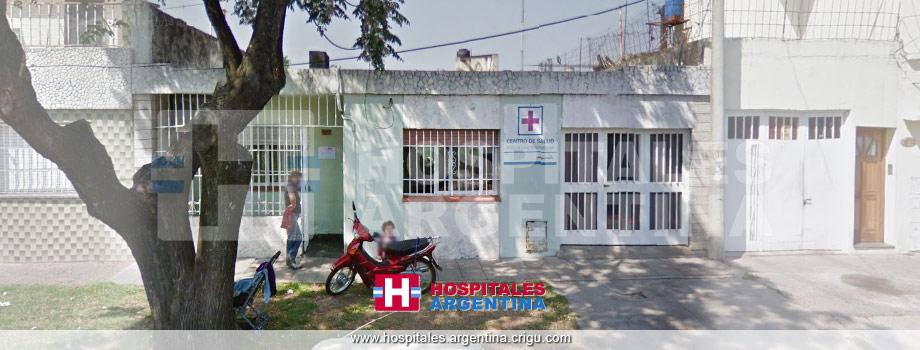 Centro de Salud Nº 26 de la Comunidad Organizada Rosario Santa Fe
