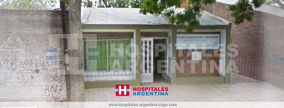 Centro de Salud 30 Santa Rita Granadero Baigorria Santa Fe