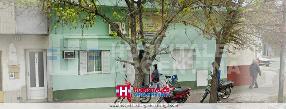 Centro de Salud Nº 6 Barrio Los Hornos Santa Fe