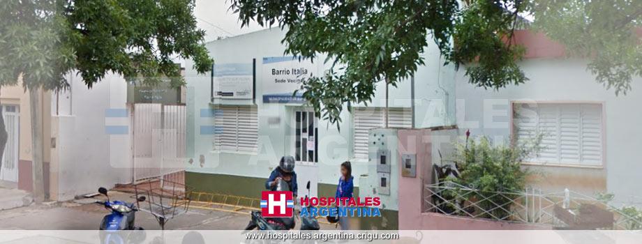 Centro de Salud Nº 8 Barrio Italia Rafaela Santa Fe