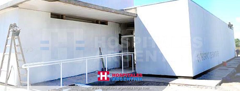 Centro de Salud Barrio Chalet Santa Fe