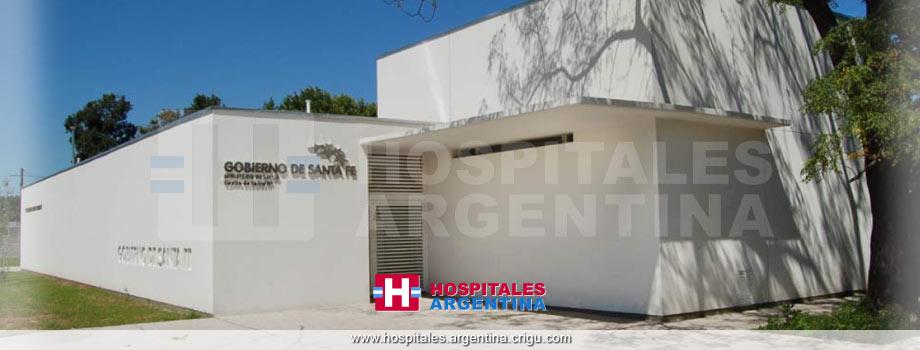 Centro de Salud Evita Barrio La Florida Santa Fe