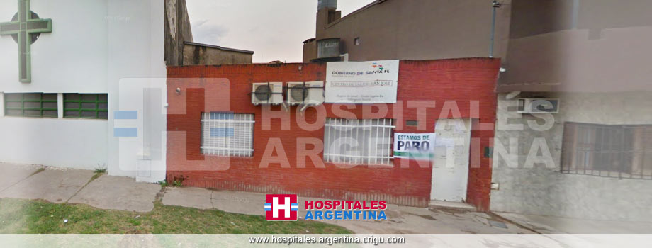 Centro de Salud Capilla San José Santa Fe