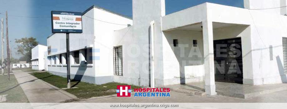 Centro de Salud CIC Callejón Roca Santa Fe