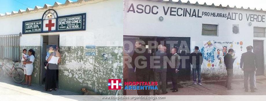 Centro de Salud Don Demetrio Gómez Santa Fe