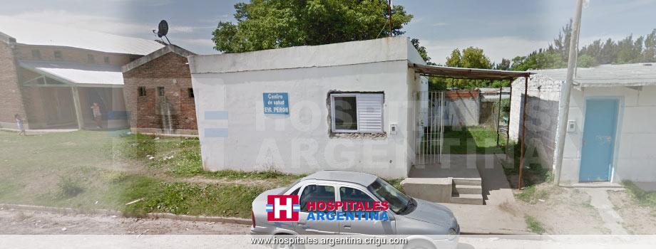 Centro de Salud Eva Perón Villa Constitución Santa Fe