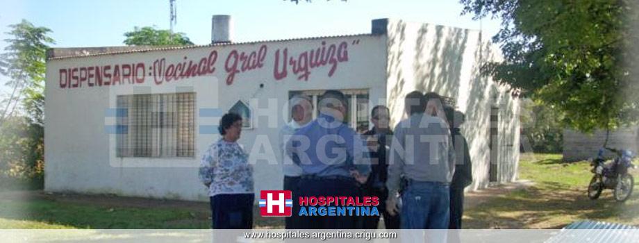 Centro de Salud General Urquiza Barrio Basualdo Coronda Santa Fe