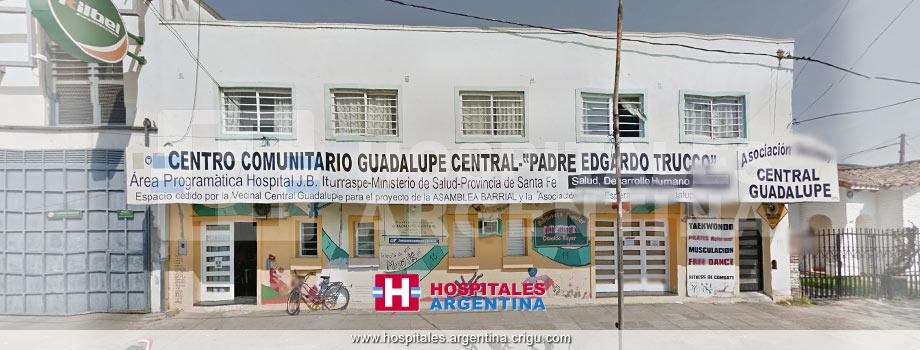 Centro de Salud Guadalupe Central Padre Trucco Santa Fe