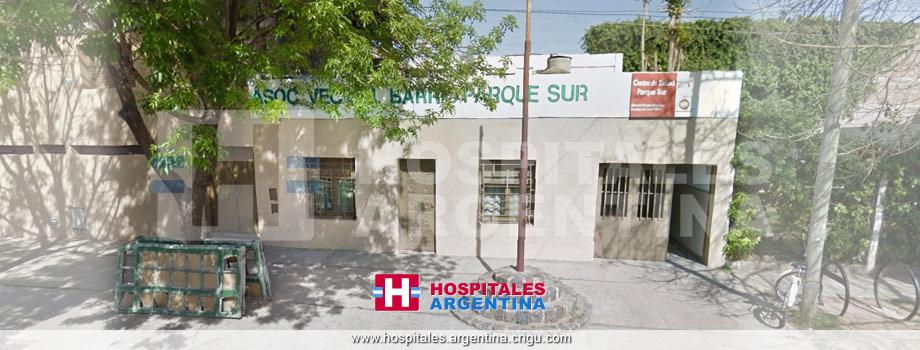 Centro de Salud Parque Sur Rosario Santa Fe