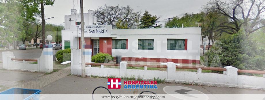 Policlínico San Martín Rosario Santa Fe