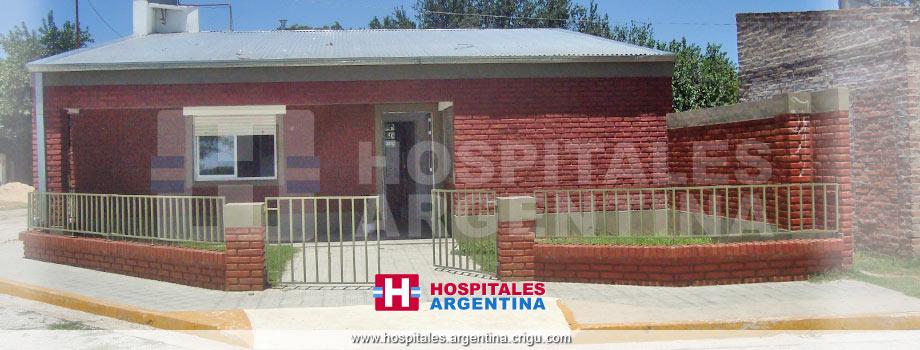 Centro de Salud Rincón Potrero Santa Fe