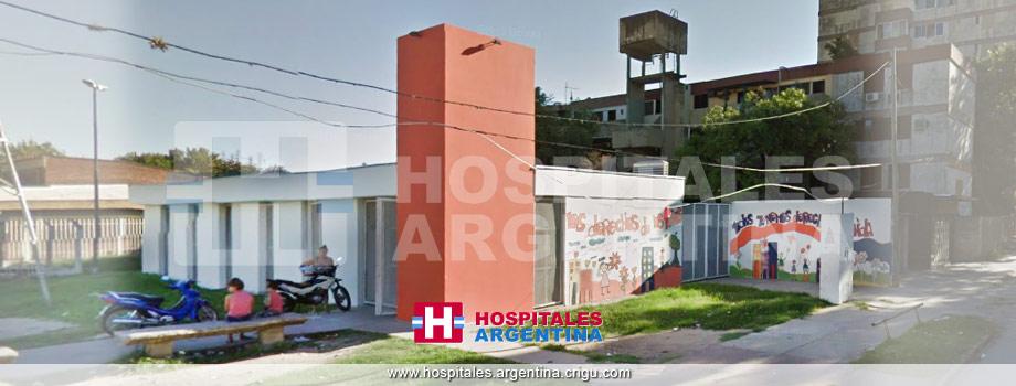 Centro de Salud Rubén Naranjo Rosario Santa Fe
