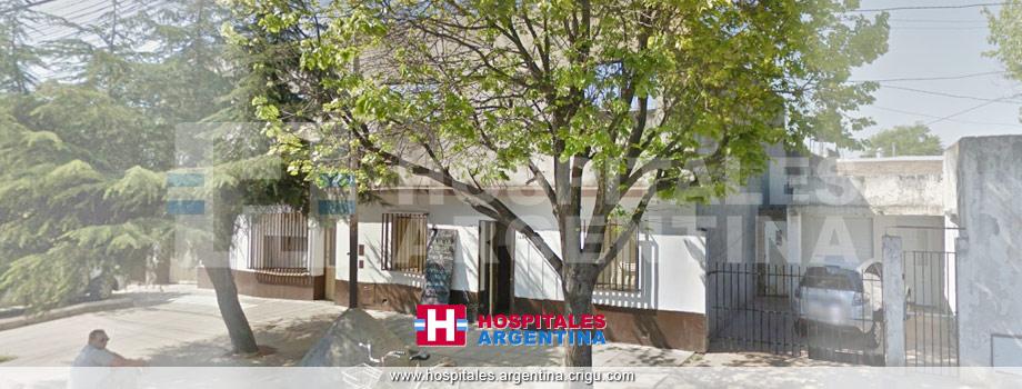 Centro de Salud Vecinal San Martín A. Rosario Santa Fe.