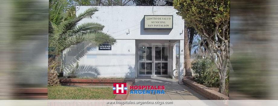 Centro de Salud San Pantaleón Coronda Santa Fe