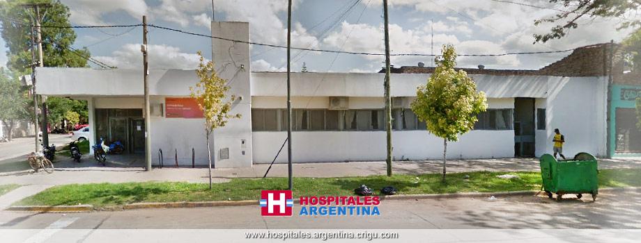 Centro de Salud Santa Maria Josefa Rosello Rosario Santa Fe