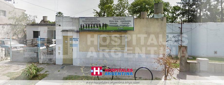 Centro de Salud Vecinal Antonio Paravano Rosario Santa Fe