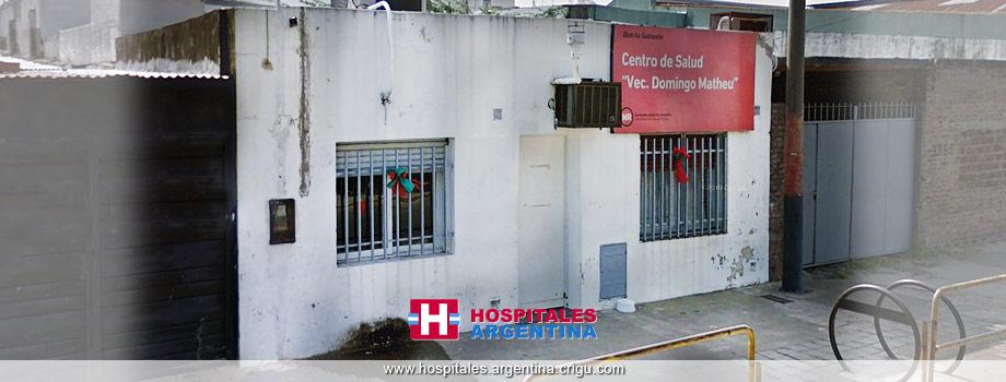 Centro de Salud Vecinal Domingo Matheu Rosario Santa Fe