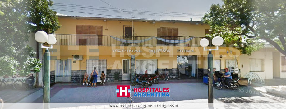 Centro de Salud Nueva Roma 1 Casilda Santa Fe