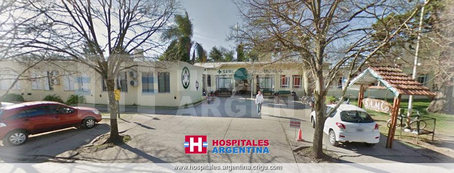 Hospital Samco Armstrong Santa Fe