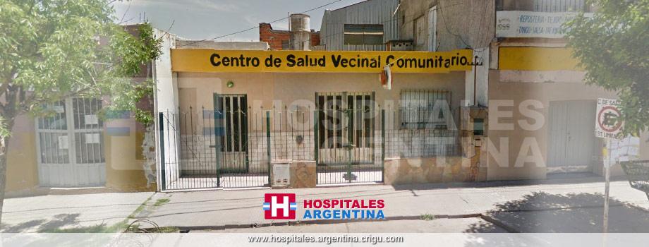 Centro de Salud Don Segundo Pillado Capitán Bermúdez Santa Fe